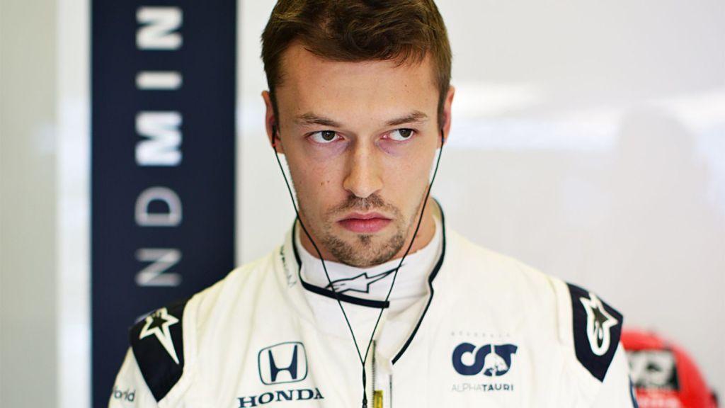 Даниил Квят покинул Формулу-1